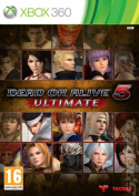 Dead or Alive 5: Ultimate [Region 2]