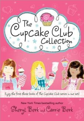 The Cupcake Club Box Set: Books 1-3