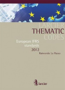 Code thematique - European IFRS standards 2012