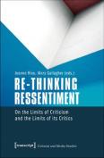 Re-Thinking Ressentiment