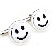 Smiley Face Smile Happy Face Cufflinks