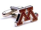 Minnesota Golden Gopher Cufflinks