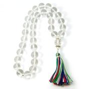 33 Muslim Quartz Crystal Prayer Beads