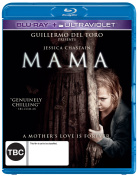 Mama (Blu-ray/UltraViolet) [Region B] [Blu-ray]