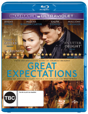 Great Expectations (2012) (Blu-ray/UV)