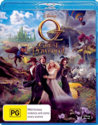 Oz The Great and Powerful [Region B] [Blu-ray]