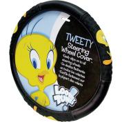 Plasticolor Tweety Attitude Steering Wheel Cover