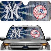 Team ProMark ASML20 New York Yankees Auto Sun Shade