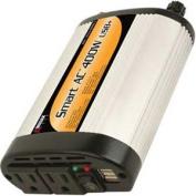 Wagan Smart AC 400 USB Inverter with 5V 2.1A USB