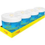 California Scents Odour Eliminator 150ml, 4-Unit Pack, Fresh Linen