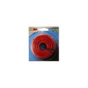 Everstart 51652-76-04 16-Gauge Red Primary Automotive Wire, 30-Feet