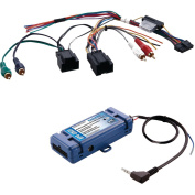 PAC RP4-GM31 All-In-One Radio Replacement and Steering Wheel Control Interface for Select GM Vehicles with CAN Bus