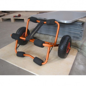 Salamander Paddle Gear Bruneau Kayak Cart