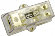 DB LINK FB428 Gold 2-Position AGU Fuse Block