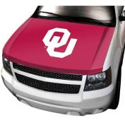 Oklahoma NCAA Auto Hood Cover