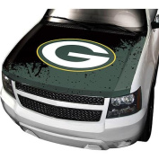 Green Bay Packers NFL Auto Hood Cover