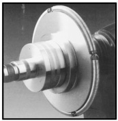 Ammco AMM9800 Ventilated Rotor Spring Silencer Assembly