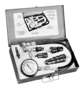 SG Tool Aid 34900 Diesel Engine Compression Tester Set