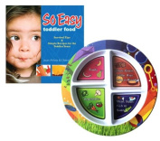 Fresh Baby - MyPlate and So Easy Toddler Cookbook Value Pack