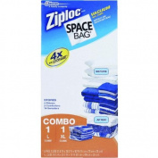 ITW BRS-86112-6 Spacebag 2 Count Large and Extra Large Space Bag