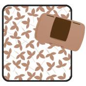 b.box Falling Leaves Nappy Wallet
