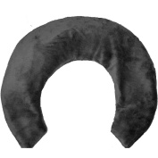 Herbal Concepts Herbal Comfort Neck Wrap, Charcoal