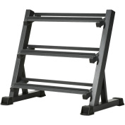 Marcy Apex 3-Tier Dumbbell Rack