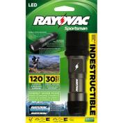 Rayovac Outdoor 3AAA Indestructible Flashlight