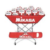 Mikasa BCH-SCA Hammock Ball Cart, Scarlet