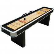 Rhino 9' Platinum Shuffleboard Table