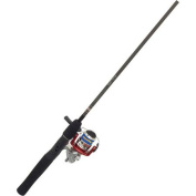 Zebco H/L/S 20 Spinning Combo with Tackle, 5'15.2cm , HLS20C