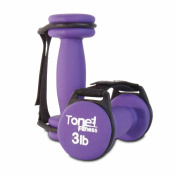 Tone Fitness 0.9kg Walking Dumbbells, Set of 2