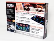 Maximum Fitness Gear Power Press Push Up Board