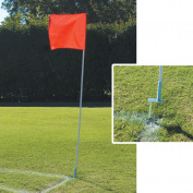 Alumagoal Flexible Soccer Corner Flags