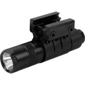 Aim Sports Inc Flashlight 90 Lumens With Mount / Pressure Switch