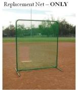SSG-BSN BSVSPNET Varsity Softball Pitcher Protector Replacement Net - Measures 2.1m x 1.8m