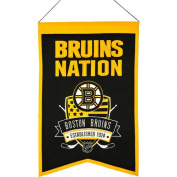 NHL Nations Banner, Boston Bruins
