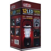 WhetstoneT 82-5602 WhetstoneT 12 LED Multi-Purpose Outdoor Camping Lantern