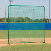 BSN Sports Varsity Fungo Protective Screen, 10' x 10'