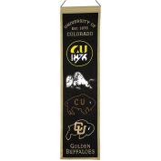 NCAA Heritage Banner, University of Colorado Buffalo