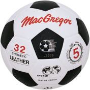 MacGregor Moulded Synthetic Soccer Ball, Size 3