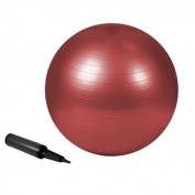 Zenzation 55cm Exercise Ball, Red