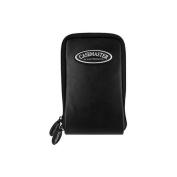 GLD Casemaster 36-0909-01 Mini Pro Black Leather Dart Case