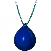 Gorilla Playsets Buoy Ball with Chain, Blue