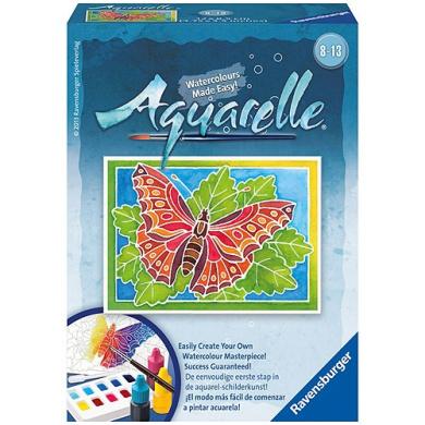 Ravensburger Aquarelle Watercolour Set, Butterfly