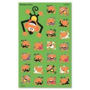 Trend Enterprises Monkey Antics SuperShapes Sticker