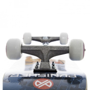Punisher Skateboards 78.7cm ABEC-3 Complete Skateboard, Guilty