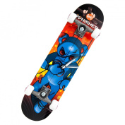 Punisher Skateboards 78.7cm ABEC-3 Complete Skateboard, Puppet