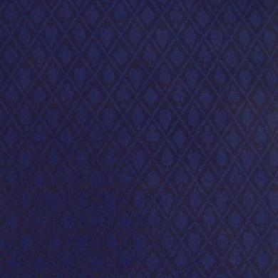 Trademark Poker Stalwart Table Cloth Suited Royal Blue, Waterproof, 3yds