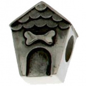 Connexions from Hallmark Stainless Steel Doghouse Bead
